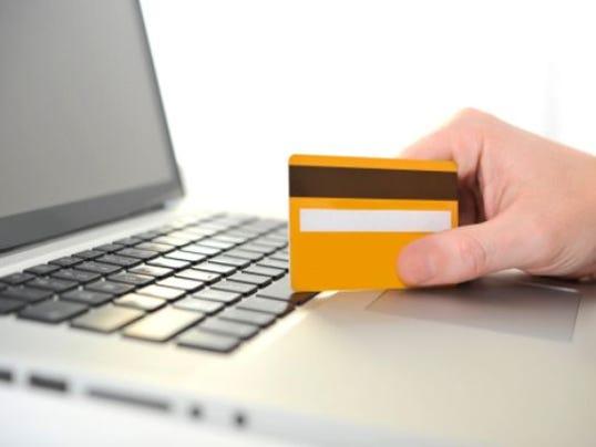 debit card computer