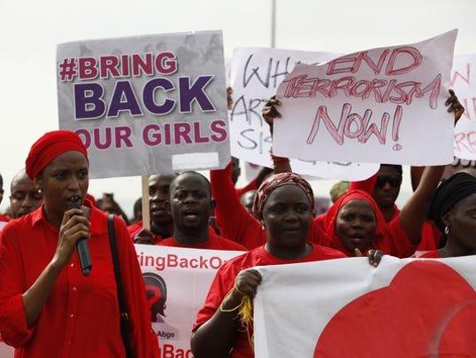 Nigeria girls