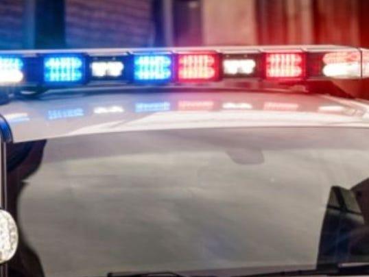 generic police lights