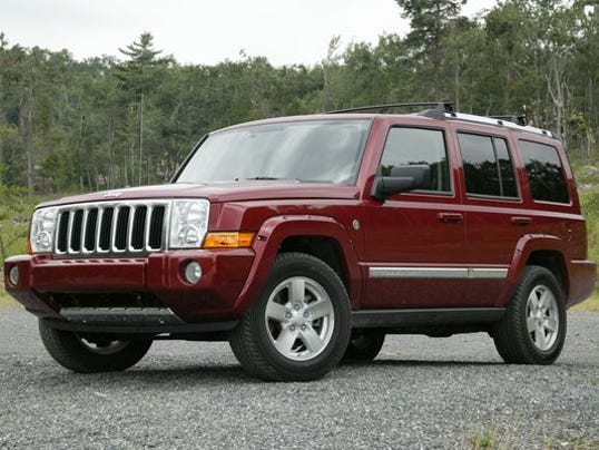 chrysler recalling up to 792k suvs over switches. Cars Review. Best American Auto & Cars Review