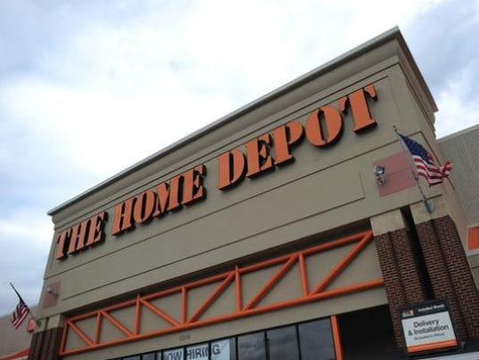 Home depot 39 s credit cards may have been hacked for 0 home depot credit card