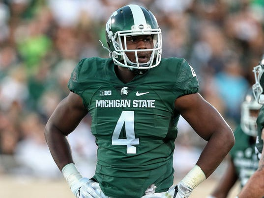 NCAA Football: Furman at Michigan State