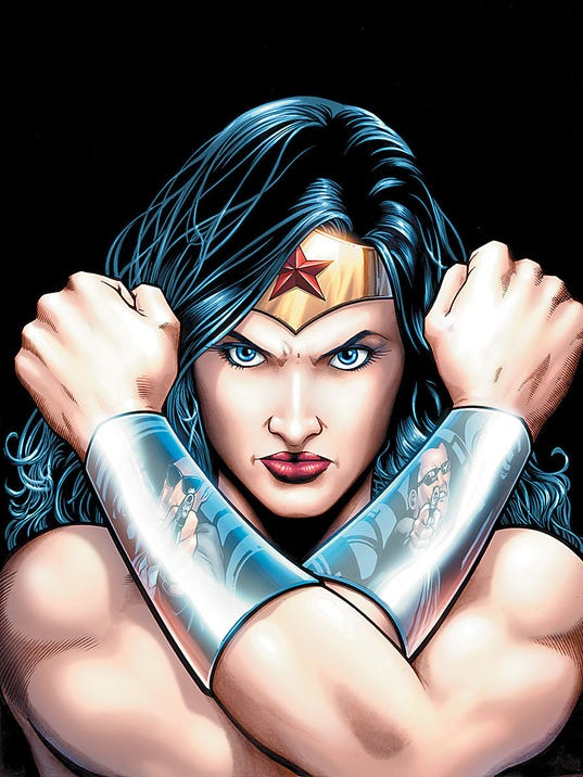 Identity theft alert: Wonder Woman can be mean