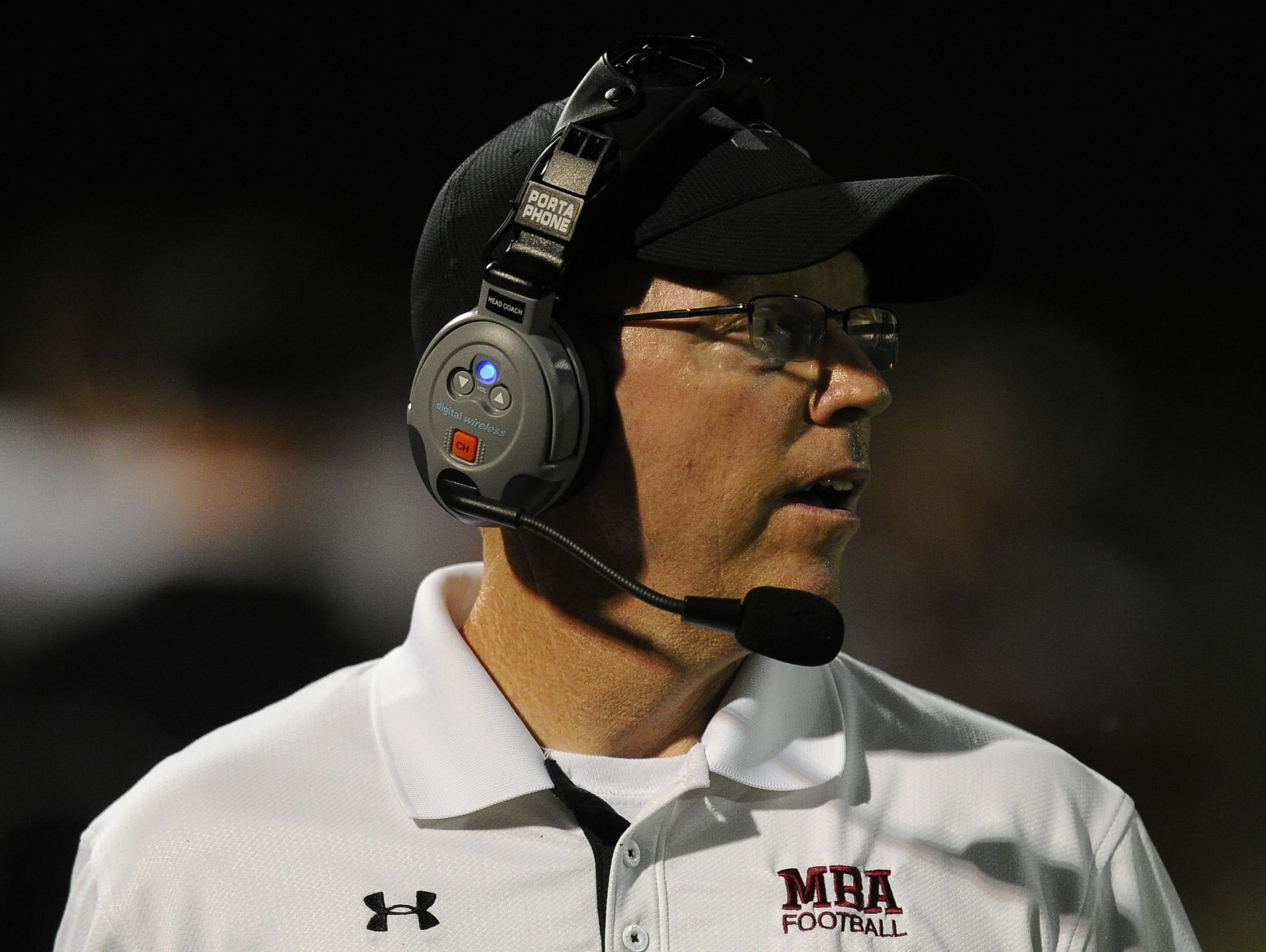 MBA coach Marty Euverard
