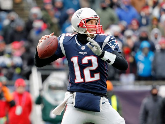 NFL: New York Jets at New England Patriots