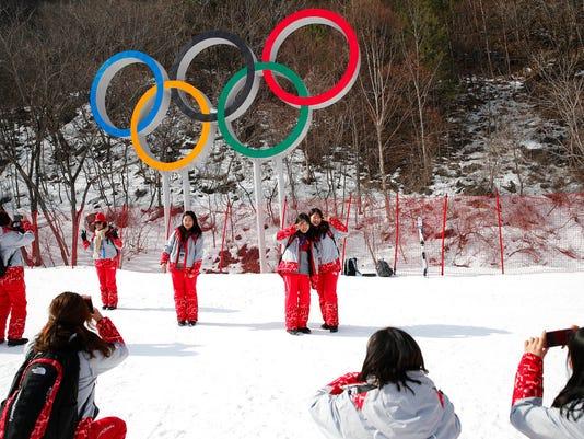 winter olympics south korea