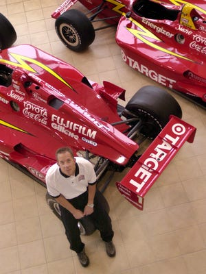 Andy Graves helped Ganassi Racing win the 2000 Indianapolis 500 with Juan Montoya driving the car