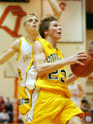 Tyler Rosenberger is among nine players who have scored 1,000 points for Woodmore. Eight will gather Friday.