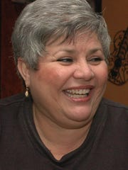 Chiqui Ostrowski, part of the family who owns Julia's Mexican Restaurant, is shown in 2008.