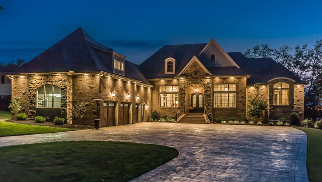 Inspired by the Lake is the 6,000-square-foot estate at 148 Cherokee Road.