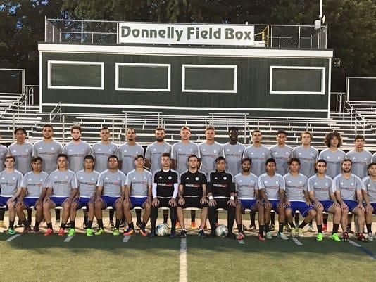 TSF FC team photo