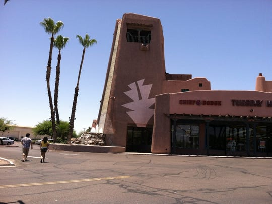 Scottsdale's Papago Plaza getting a makeover