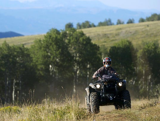 Child deaths in atv crashes spike in 2015 for Department of motor vehicles stevens point wisconsin