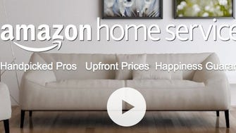 A new offering from Amazon, the Home Services allows customers to hire service providers through the site.