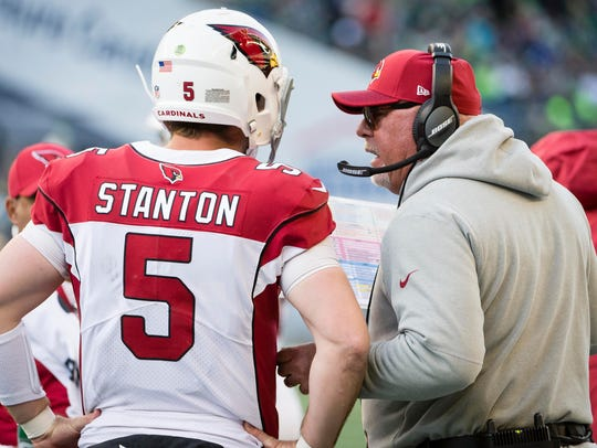 Drew Stanton was always Bruce Arians' guy.