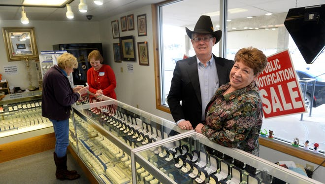 Daryl and Kay Rogers, owners of Rogers Jewelers, are retiring this year and will close their business, which has served Great Falls for 42 years.
