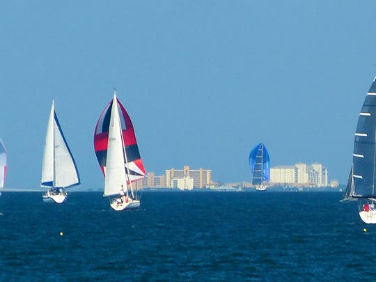 The 51st annual Summerset Sailing Regatta returns to Fort Myers Beach, starting Saturday with a buoy race and continuing Sunday with a distance race.