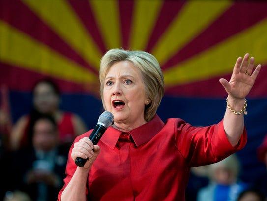 Hillary Clinton busca repetir la hazaña lograda por