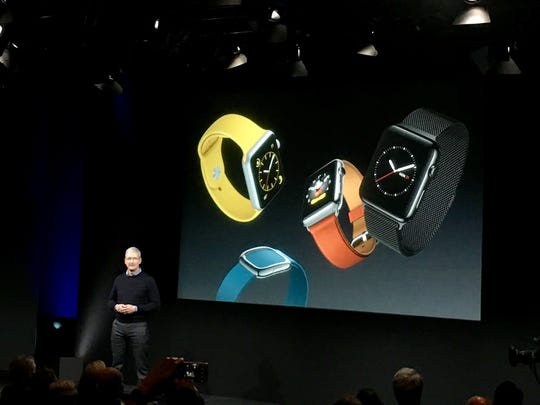 Apple announced new nylon bands for Apple Watch.