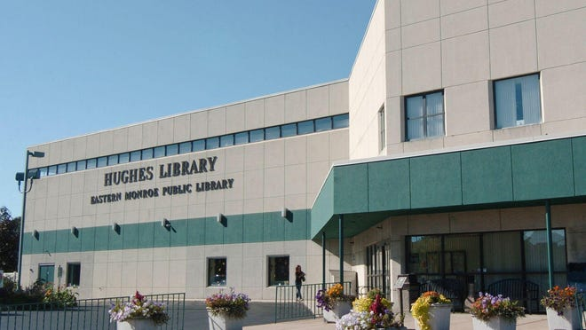 The Hughes branch of the Eastern Monroe Public Library in Stroudsburg.