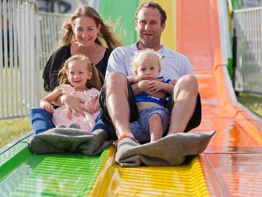 Slides, rides and more await at the Washington County