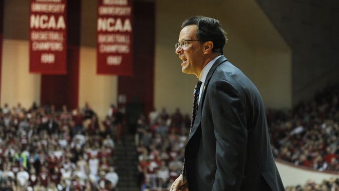 IU coach Tom Crean might not be done adding to the 2014-15 Hoosiers roster.