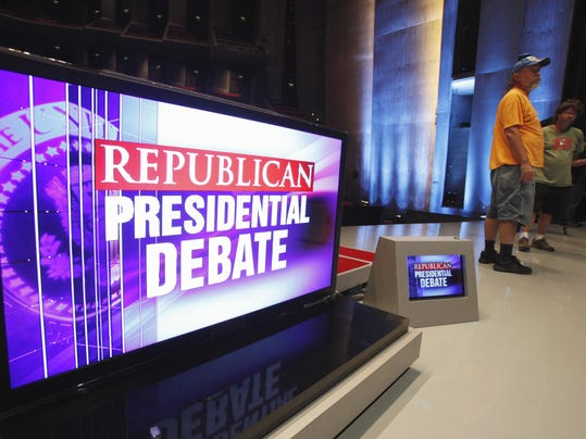 GOP debates will be noisy but useful: One view