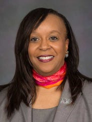 Dr. Michele Smith, newly appointed assistant vice president