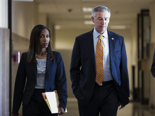 Montgomery County District Attorney Kevin Steele and