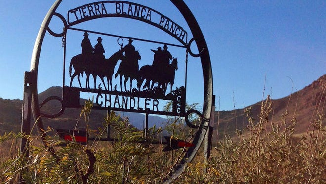 Scott Chandler's Tierra Blanca Ranch for troubled youth occupies 30,000 acres surrounded by the Gila National Forest in Sierra County.