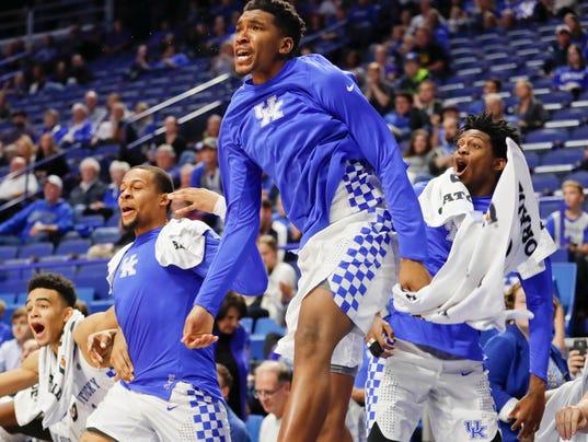 Kentucky Wildcats Basketball 2016 17 Season Preview: USA TODAY Sports' Preseason College Basketball