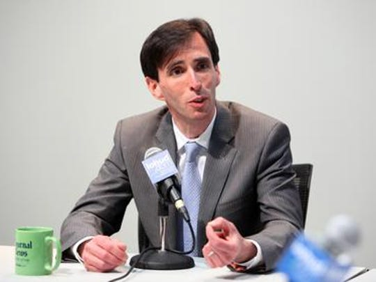 New Rochelle Mayo Noam Bramson could see his pay jump to 100-grand.