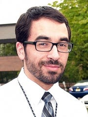 Justin Vazquez is the Nuclear Regulatory Commission's