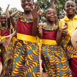 The African Children's Choir will bring their voices and lively African songs and dances to Springfield on Feb. 8.