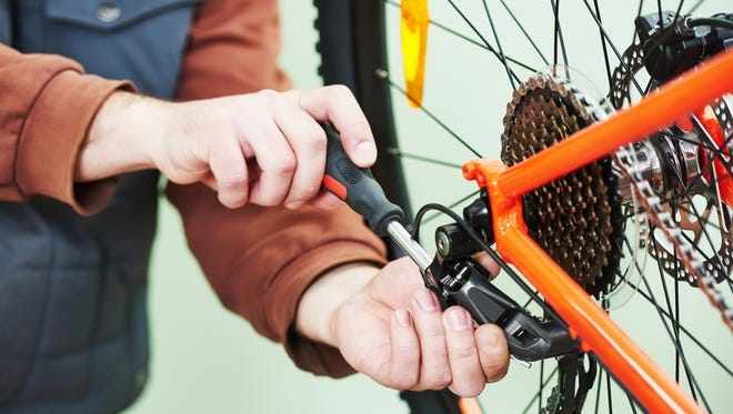 Get your bike repaired for free on June 3.