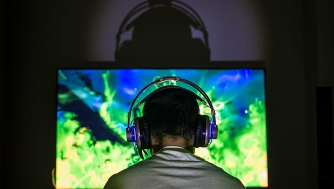 It's all about the screen scene at the New Jersey Gamer Con being held in Cherry Hill on July 7 and 8.