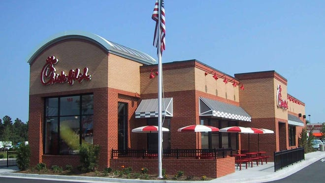 """Adam Smith called  Chick-fil-A """"a hateful corporation"""" in a video that cost him his job."""