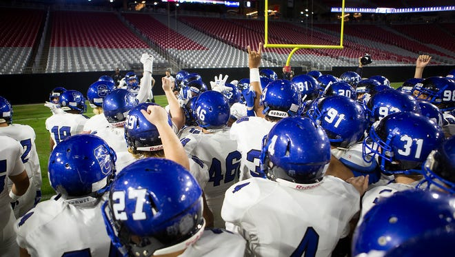 Chandler appears to have what it takes to win it all again, starting with the dynamic duo of running back Chase Lucas and wide receiver N'Keal Harry, both being wooed by Arizona State.