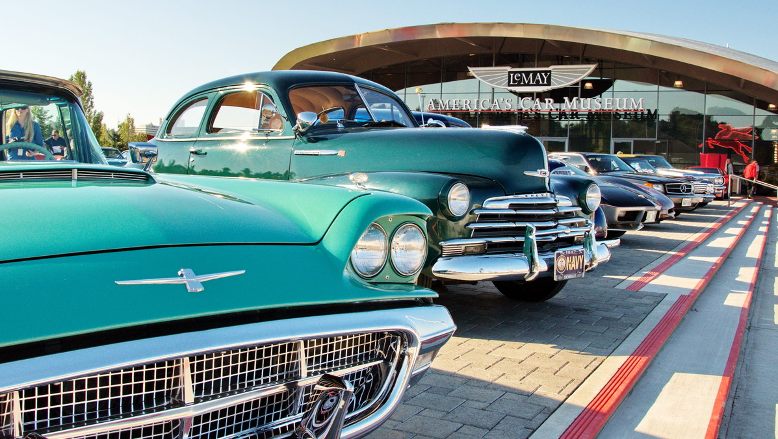 10 great auto museums worth a pit stop