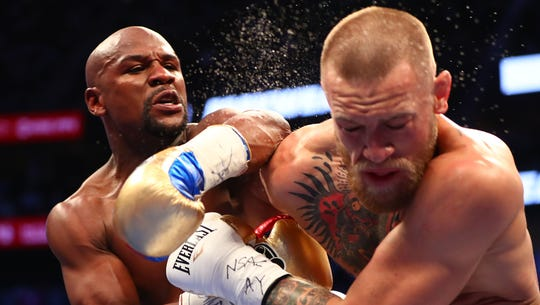 Class action lawsuit filed against Showtime for Mayweather-McGregor fight coverage