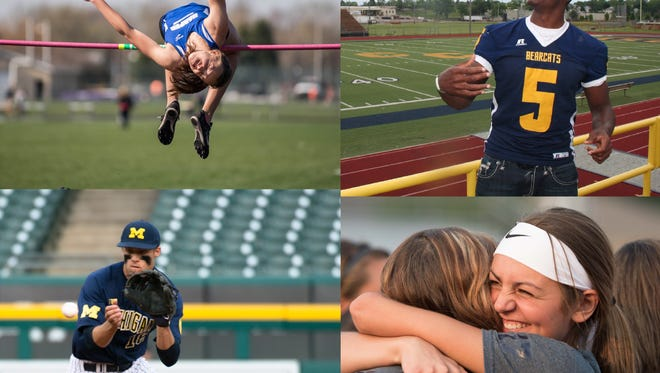 The top local sports stories of 2015.