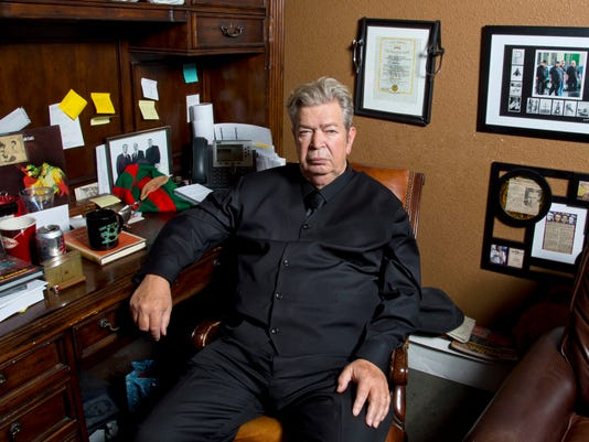 Pawn Stars Friends Remember Old Man Richard Harrison At Funeral
