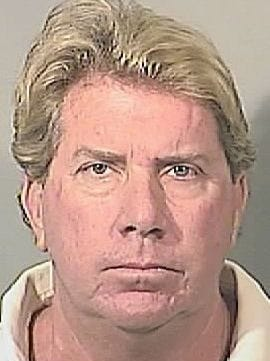 Carl Nicks, 51, of Indian Harbour Beach, Fla., faces felony charges after encouraging his son to fight then intervening when the son started losing.