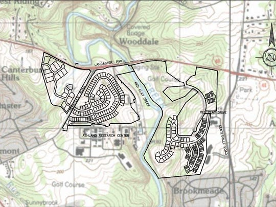 A new plan to develop the former Hercules Country Club property mirrors a previous plan rejected by county officials.