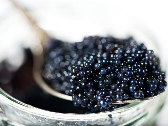 Caviar is ideal for any holiday celebration.