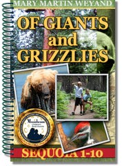 """""""Of Giants and Grizzlies,"""" a children's book written"""