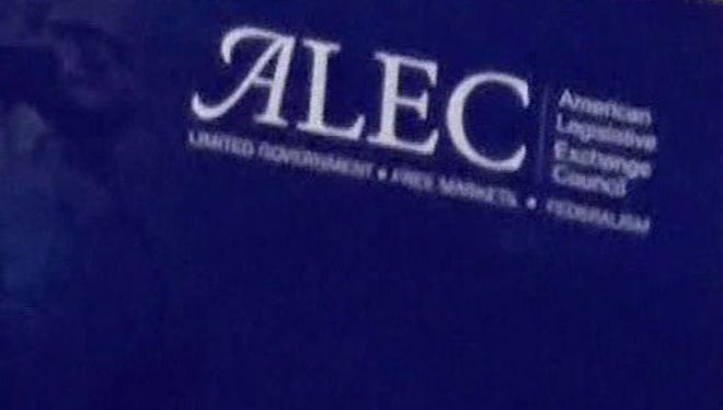ALEC: The American Legislative Exchange Council