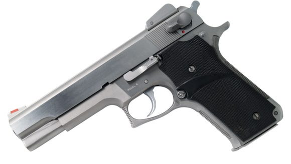 New gun laws in effect in Alabama.