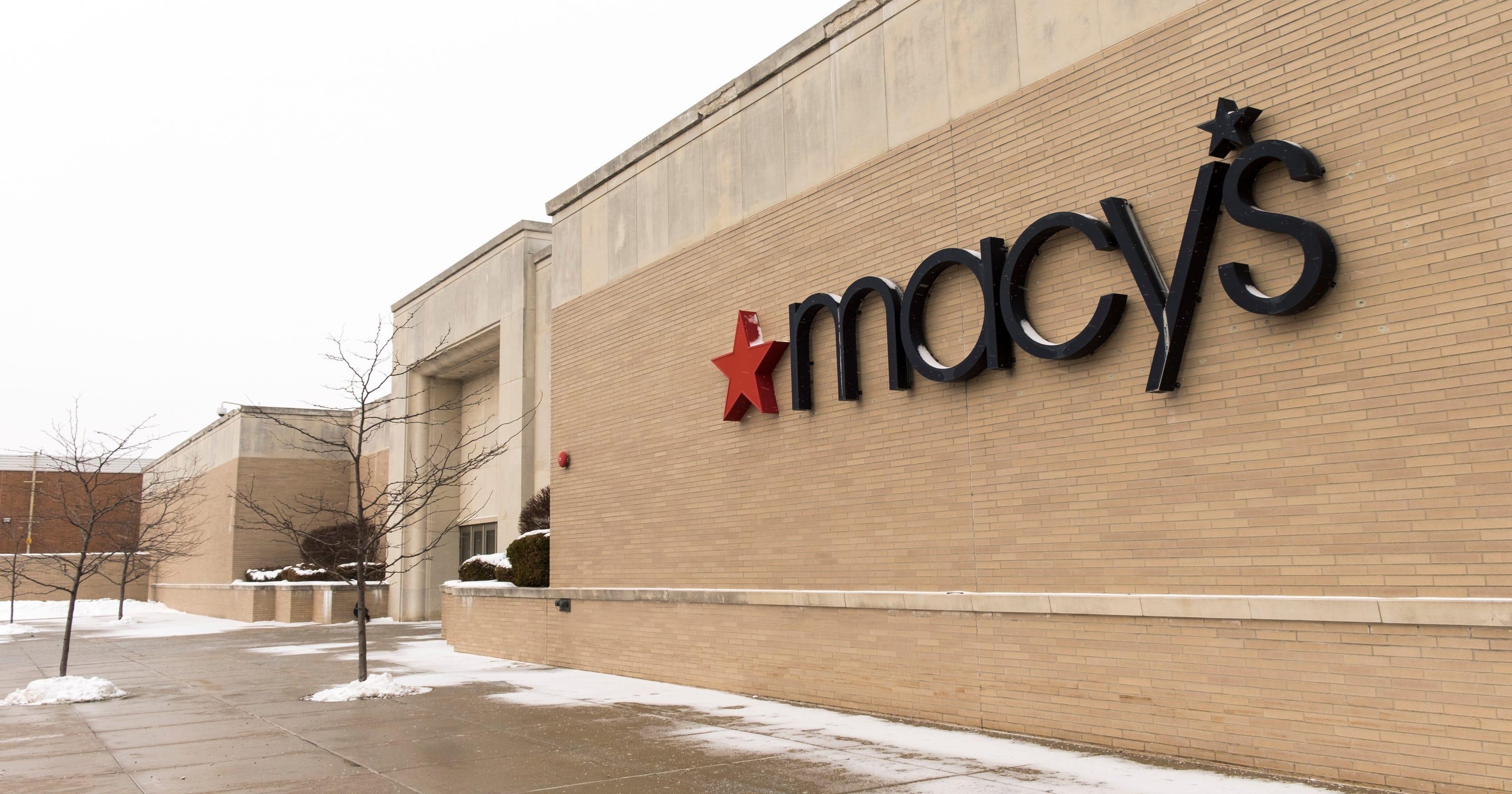 macy s closing in fort gratiot