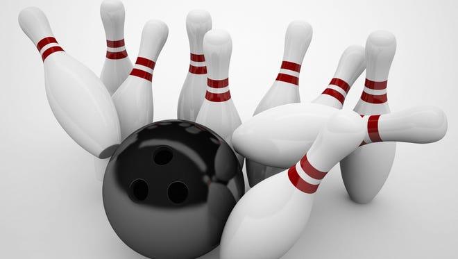 Bowling logo.